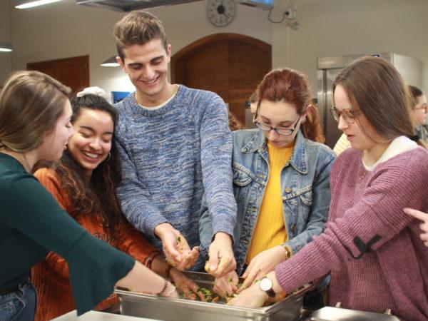 Accions per a la sostenibilitat alimentària al Campus de l'Alimentació de Torribera i Santa Coloma de Gramenet